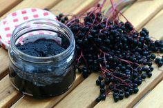 How to Make Elderberry Jam