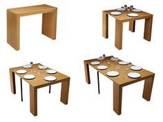 Mesas para comedores pequeños