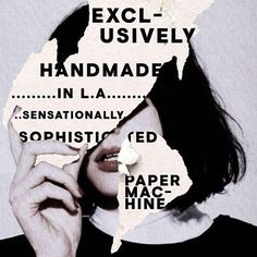 〰 WHAT DOES PAPER MACHINE MEAN TO YOU ? 〰 〰 BRAND IDENTITY 〰 It's ours to be written ✨✨✨ #hellopaper #papermachine_ #paperdreamstate #readytowear #dtla #losangeles #ootd #instafashion #fashionista #fashion #instastyle #picoftheday #instalike #madeintheusa #nastygalsdoitbetter #girlboss #fashiongram #harpersbazaar #vogue #style #hollywood #cute #instagram #love #happy #beautiful
