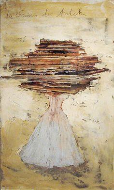 anselm kiefer Anselm Kiefer, Gerhard Richter, Modern Art, Contemporary Art, Statues, Post Impressionism, Sculpture, Postmodernism, Famous Artists