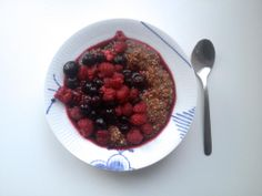 porridge with chia seeds