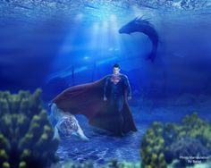 This is the photo manipulation i collect some images and edited realistic results in under water