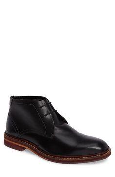 TED BAKER MEN'S TED BAKER LONDON AZZLAN CHUKKA BOOT. #tedbaker #shoes #