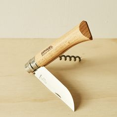Opinel - Corkscrew And Cheese Knife