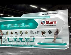 STYRO Exhibition Design for Project Qatar