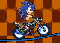 Sonic-Hızlı Bisiklet