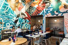 PizzaExpress, Kornhill (Hong Kong) / Colour / Charlie & Rose