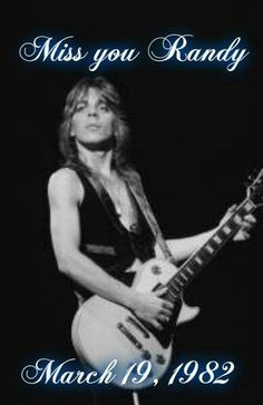 Tribute to Randy Rhodes