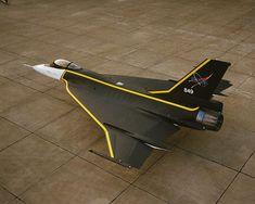 NASA   Lockheed Martin F-16XL-1 Fighting Falcon (401)