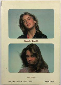 Brooke Shields, 1980.