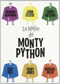 Monty Python's flying circus [Vídeo] / [Python (Monty) Pictures Limited]. Signatura:  CINE (ARQ) 29 Na biblioteca: http://kmelot.biblioteca.udc.es/record=b1378318~S1*gag