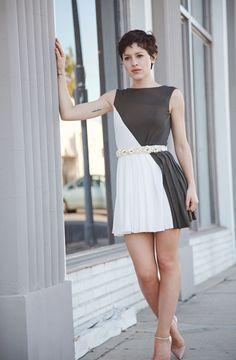 love dress but with a different belt  KARLA'S CLOSET