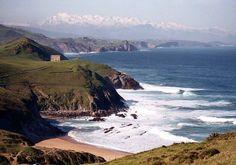 Playa de Tagle,Suances/Cantabria