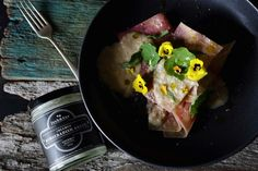 Josh&Sue Gourmet Selection an award winning condiment company, crafted in Daylesford, small batches full of all natural ingredients. Rose Harissa, Horseradish Cream, Australian Food, Daylesford, Beetroot, Ravioli, Preserves, Gourmet Recipes, The Selection