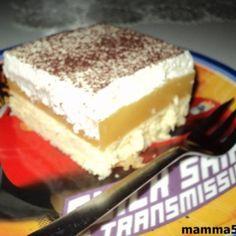 Sió szelet Macarons, Tiramisu, Panna Cotta, Cheesecake, Food And Drink, Snacks, Ethnic Recipes, Dulce De Leche, Appetizers