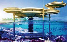 Dubai is all set to open newer horizons in the tourism and hospitality sector with a novel initiative to develop underwater hotels. Dubái está todo listo para abrir nuevos horizontes en el sector del turismo y la hospitalidad con una novedosa iniciativa para desarrollar hoteles bajo el agua.