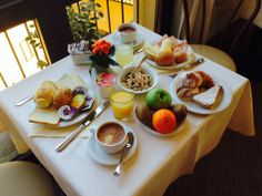 Breakfast at Pitti Palace al Ponte Vecchio - Florence
