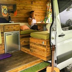 I love those relaxed afternoons. by@cosy_campers with @fitnessbooth - TAG #CamperLifestyle and/or @camper.lifestyle - Enjoy life turn ON post notifications!