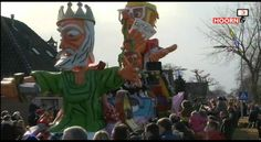 Carnavalsoptocht Zwaag 2012