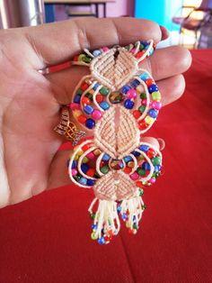 Micromacrame Bracelet