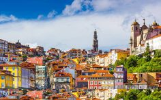 How to drink port in Portugal - via The Telegraph 30.03.2015 | A definitive guide on how to enjoy port, Portugal's national drink and at its best in the city of Porto. Photo: The colourful city of Porto