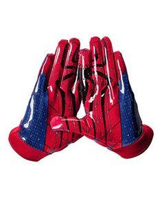 Amazon.com  Under Armour F4 Super Hero Football Gloves  Clothing ac421a88c02c