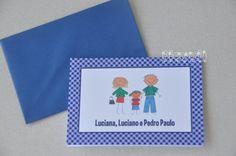 Cartão duplo – Família  :: flavoli.net - Papelaria Personalizada :: Contato: (21) 98-836-0113 vendas@flavoli.net