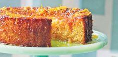 Περσικό κέικ πορτοκάλι-αμύγδαλο Breakfast Recipes, Dessert Recipes, Desserts, Clementine Cake, Almond Cakes, Greek Recipes, Cornbread, Banana Bread, French Toast