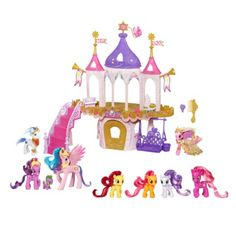 My Little Pony Royal Wedding Castle Playset Tbrb Info