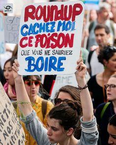 RoundUp cachez moi ce poison que vous ne sauriez boire #archive 2016-05-21 Paris #france Marche contre Monsanto #MaM #MarchAgainstMonsanto #report #gaelic69