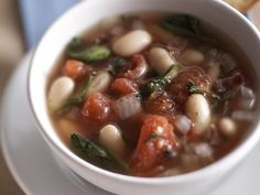 Tuscan White Bean Soup. Chomp! Cheap Eats At Home: 11 Good-For-You Recipes For Under $2 Per Serving (SLIDESHOW)