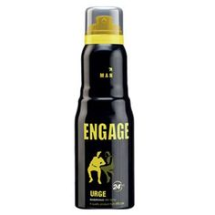 Engage Man Deodorant Urge, 165ml at rs 121/- with free shipping