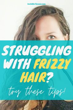 Need some remedies for frizzy hair? These tips will help you to get rid of frizzy hair! Healthy Hair Tips, Healthy Hair Growth, Hair Growth Tips, Natural Hair Growth, Growing Out Short Hair Styles, Grow Long Hair, Curly Hair Styles, Diy Hair Care, Hair Care Tips