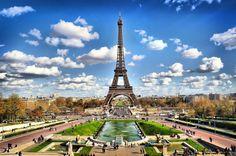 Paris – Tour Eiffel