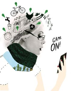 Editorial Illustration for Ensia Magazine
