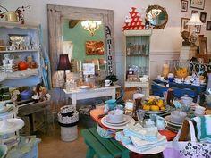 Pretty shop interior