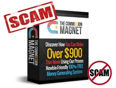 The Commission Magnet Review – Scam Alert! Don't Buy!