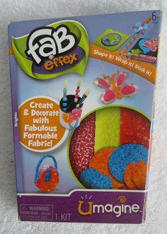 New Fab Effex Refill Kit