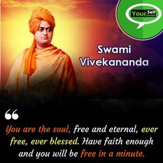 Explore about the founder of Ramakrishna Mission, who is none other than Swami Vivekananda. Share out these uplifting Swami Vivekananda Quotes. Swami Vivekananda Quotes, Lord Vishnu Wallpapers, Osho, Good Thoughts, Famous Quotes, Be Yourself Quotes, Aesthetic Wallpapers, Fun Facts, Religion