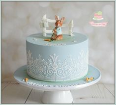 Peter Rabbit by Jo Finlayson (Jo Takes the Cake)
