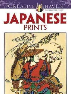 Japanese Prints (Creative Haven)