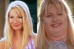 Incredible Movie Makeup Transformations20-Gwyneth Paltrow,Shallow Hal