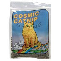 $5.99-$4.99 Cosmic brand catnip is the result of years of research into the culture and processing of this herb. It is fresher, more potent more aromatic and longer lasting than other brands. It is handled with profound understanding of of proper practice in curing which allows our catnip to realize its full potential. Then through advances in processing, we spartate the stems from the leaves and ...