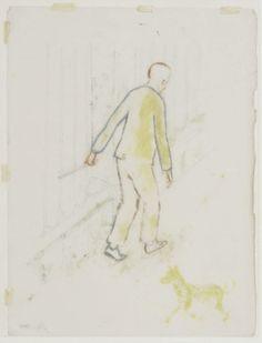 An image of Untitled by Francis Alÿs Artist Sketchbook, Painting & Drawing, Printmaking, Illustrators, Book Art, Sketchbooks, Drawings, Mixed Media, Prints