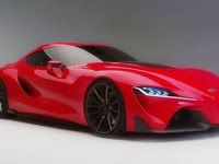 2018 Toyota FT1 Specs and Price