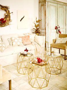 White & Gold - Holidays | Zara Home United States