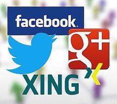 Totgesagte leben länger: Google+ überholt in Deutschland sogar Twitter in den deutschen Social Network Charts!