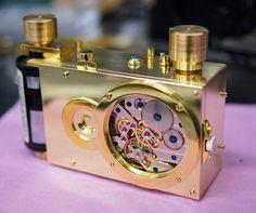 Heartbeat: Beautiful DIY Pinhole Cameras Powered by Watch Movements heartbeat10