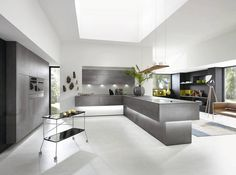 ALNO Kitchen. Available From German Kitchens Limited In Wellington, NZ