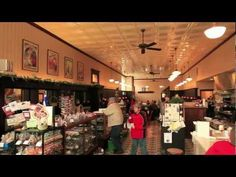 Flesors Candy Kitchen, Tuscola, Illinois. Handmade Chocolates, Soda Foutain and Bistro located in Amish Country.